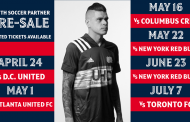 New England Revolution - Exclusive YS Partner Pre-Sale!