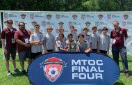 ASC B6 Lightning are Grade 6 Boys D2 MTOC Champions!